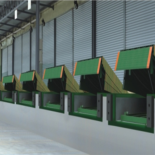 warehouse loading ramps