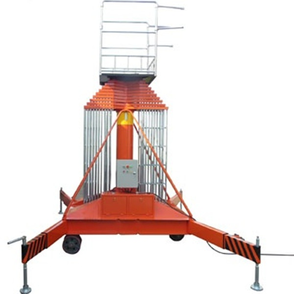 Mobile hydraulic lift tables 22m