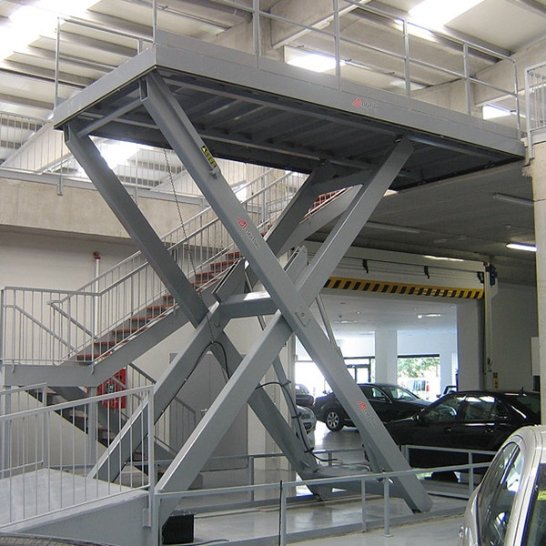 car parking platform lifts