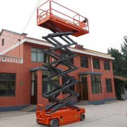 self propelled electric scissor lifts