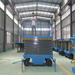 hydraulic electric scissor lifts