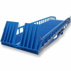 container dock levellers mobile dock system