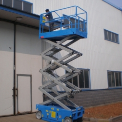 full electric scissor lifts