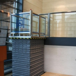 scissor wheelchair lifts